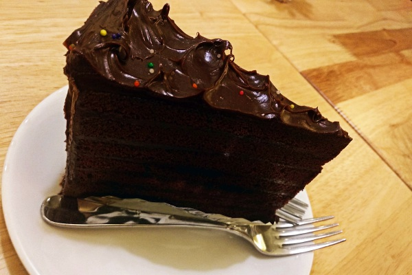 7 Layer chocolate cake at Food Foundry, Petaling Jaya | Kuala Lumpur Best Food Review 2019