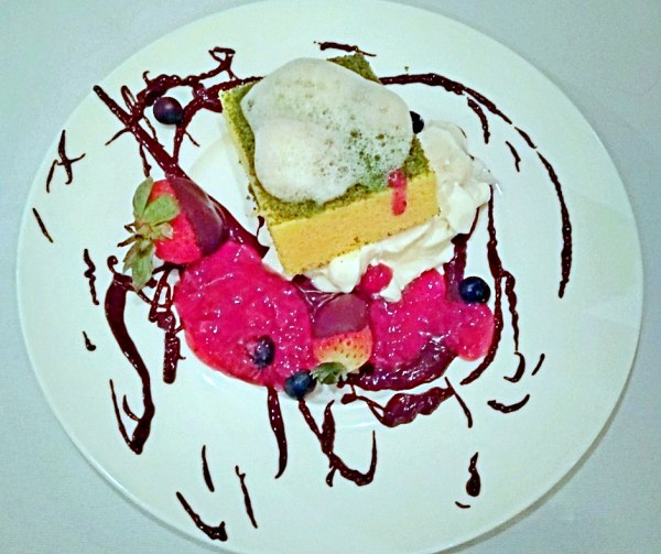 Sponge Dessert What's not to love about Fook KL, a fun contemporary take on Asian Fusion Cuisine