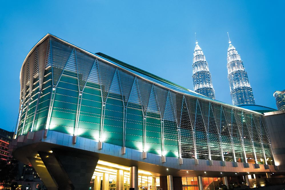 The Kuala Lumpur Convention Centre
