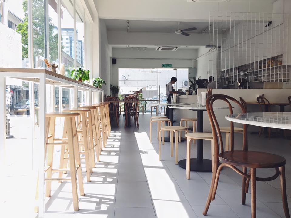 Interior picture of Mei by Fat Spoon Kuala Lumpur