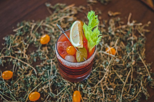 Round off your weekend with Sunday Sessions at the Pacific Standard Bar with a Bloody Mary