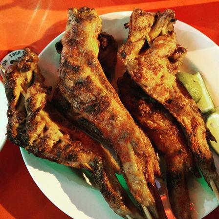 Restoran Meng Kee Grill Fish Kuala Lumpur Malaysia