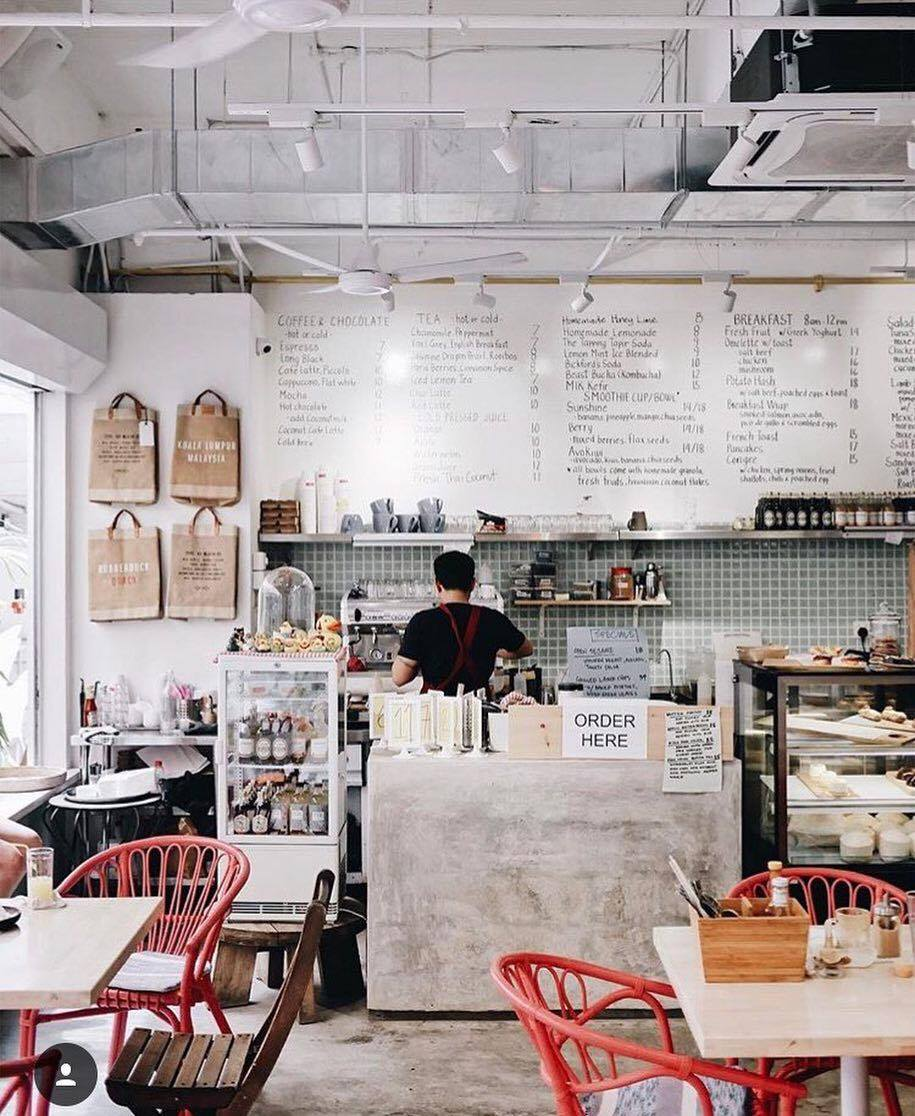 5 Best Brunches in Kuala Lumpur you have to try - Rubberduck Cafe Kuala Lumpur