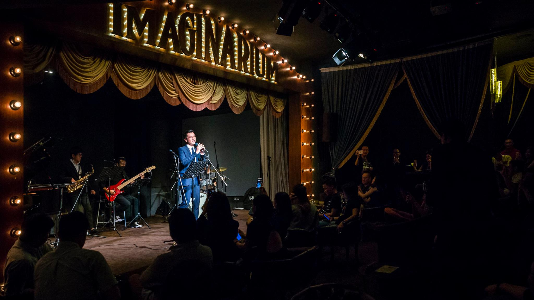 The Imaginarium Jazz Bar 1 Utama Petaling Jaya