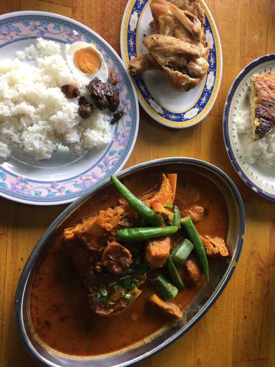 Tugu View Cafe Kuala Lumpur Malaysia