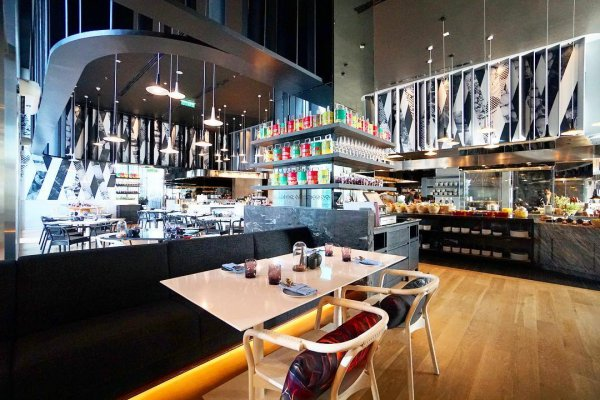 Flock all day dining at W Kuala Lumpur