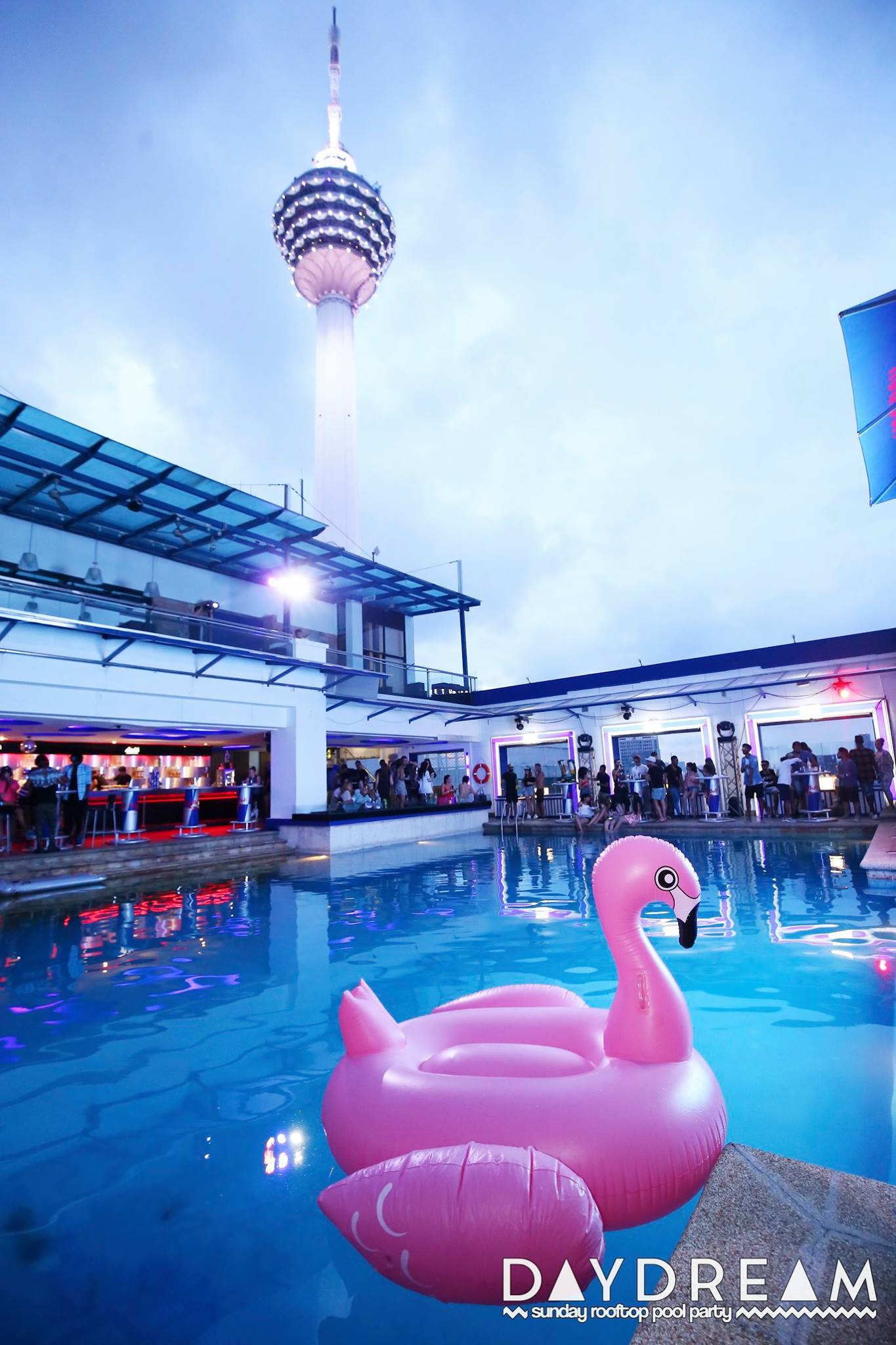 Day Dream Pool Party in KL