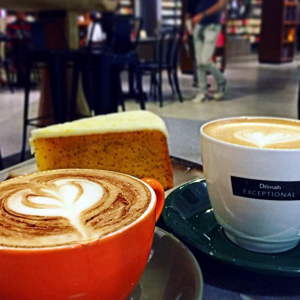 5 of the Best Book Cafes in KL for Some Quiet Reading - BookXcess Café @ The Starling Mall