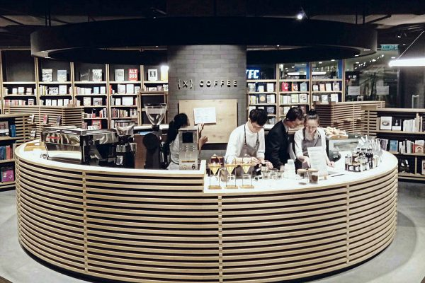 5 of the Best Book Cafes in KL for Some Quiet Reading - X Coffee The Japan Store