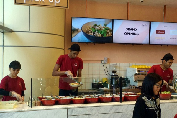 Agrain launch 3rd outlet at The Garden's North Tower, Mid Valley - Tasty healthy food to the masses