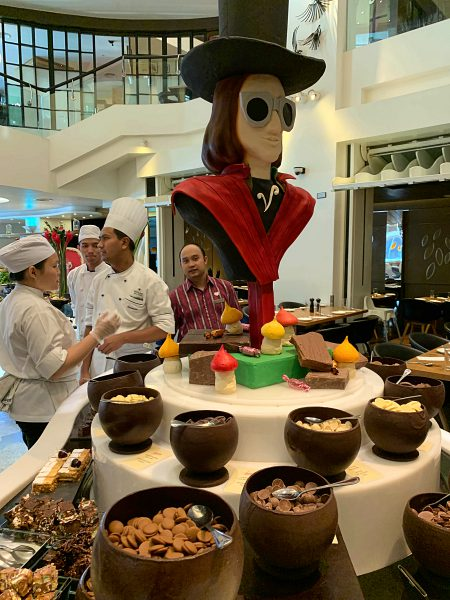 Vasco's buffet sinfully delights with Chocolate Factory during August at Hilton KL - Chocolate Buttons