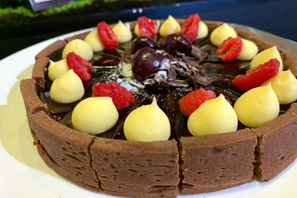 Vasco's buffet sinfully delights with Chocolate Factory during August at Hilton KL - chocolate tart