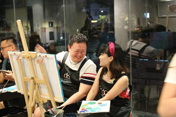 14 Valentine ideas for a romantic night in Kuala Lumpur 2020 - Art & bonding