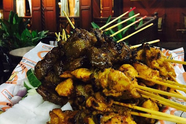 Satay Station - Enjoy 5 of the Best places for Satay In Kuala Lumpur 2019