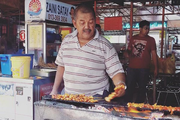Zaini Satay - Enjoy 5 of the Best places for Satay In Kuala Lumpur 2019