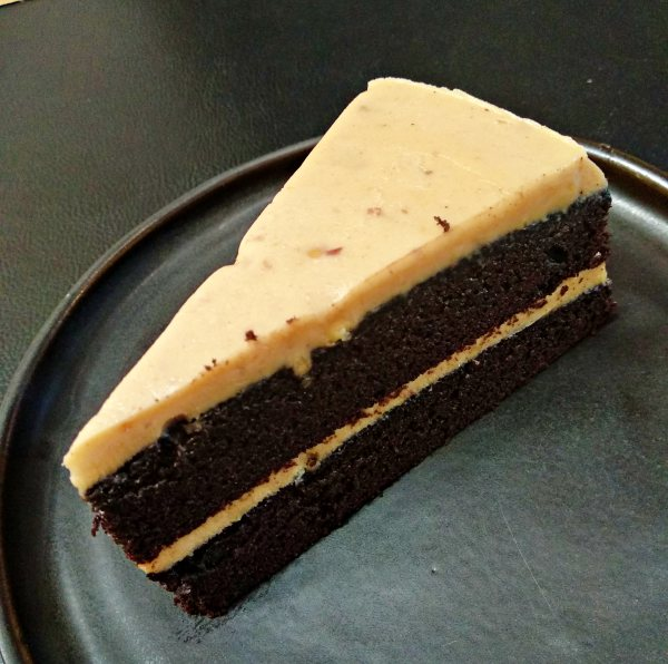 Jao Tim, Petaling Street, Coffee Shop Review - Peanut butter chocolate cake