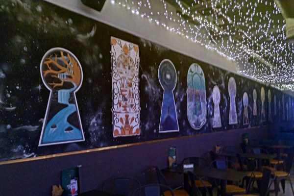 Knowhere Bangsar, Kuala Lumpur Bar and Restaurant Review Wall art