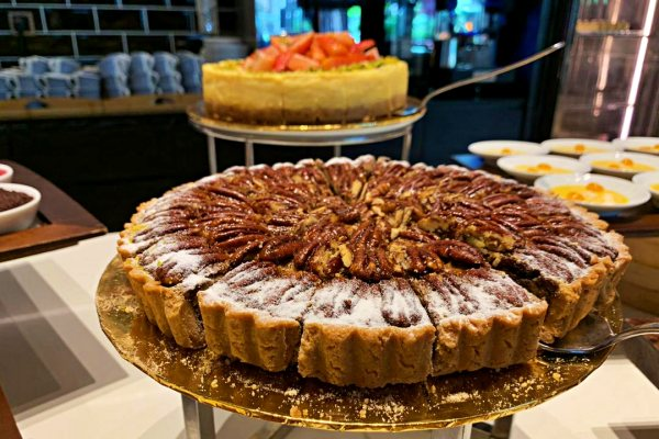 Sunday Buffet at Nipah EQ Kuala Lumpur is Simply Delicious - Pecan Pie