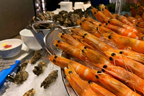 Sunday Buffet at Nipah EQ Kuala Lumpur is Simply Delicious - Seafood