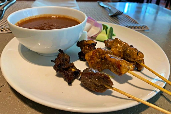 Sunday Buffet at Nipah EQ Kuala Lumpur is Simply Delicious - Satay plate