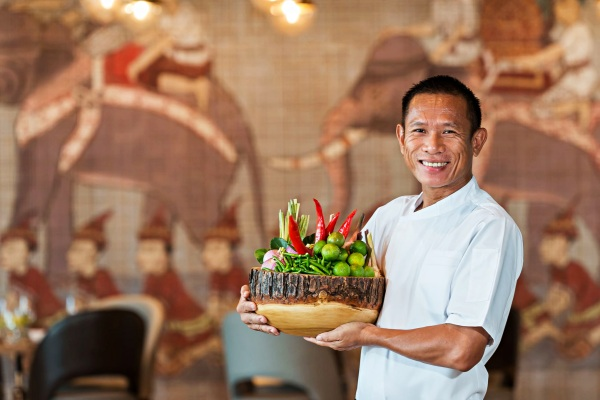 A Tan-Thai-lising Thai Buffet at Feast, Sheraton Petaling Jaya - Chef Somkid