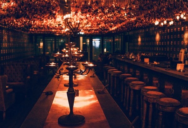 Bar at The Iron Fairies KL Review: Discover a Magical Night Out In Trec!