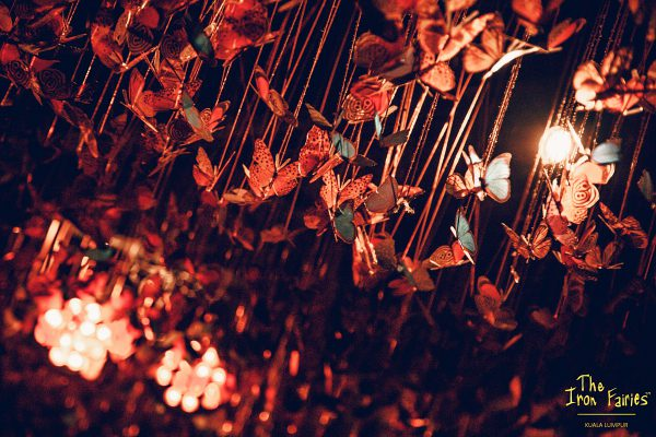 Butterflies at The Iron Fairies KL Review: Discover a Magical Night Out In Trec!
