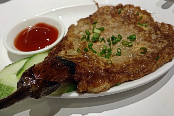 The Narra, Petaling Jaya, Filipino Resto Lounge Review - Tortang talong