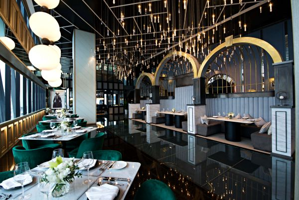 Glamorous Vogue Lounge Takes Fashion Dining to New Heights in KL - Lounge