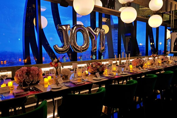 Glamorous Vogue Lounge Takes Fashion Dining to New Heights in KL - gatherings & parties
