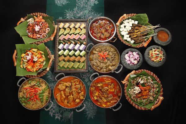 Festive Dinner Buffett at Lemon Garden Shangri-la - Where to find Ramadan Buffets for Buka Puasa in Kuala Lumpur 2019