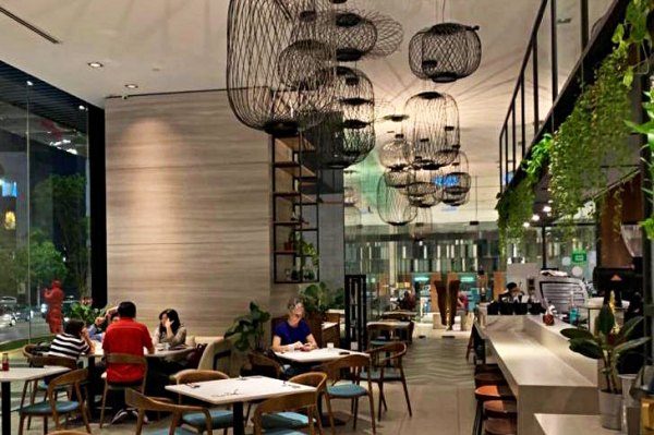 Wizards at Tribeca Take Your Taste Buds on a Magical Journey in 2020 - Table seating